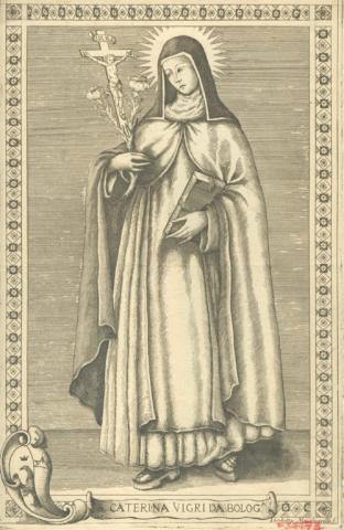 Santa Caterina da Bologna